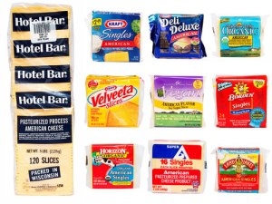 A look at all the processed cheese that is killing you.