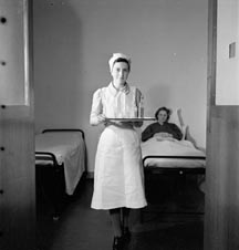 old school nurse